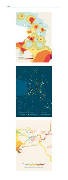 Ecology Album of Saint-Petersburg on Behance