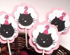 kitten themed birthday - Google Search