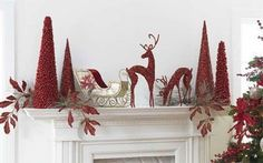 Red Mantel