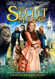The Secret of Moonacre Looks like something I would love!