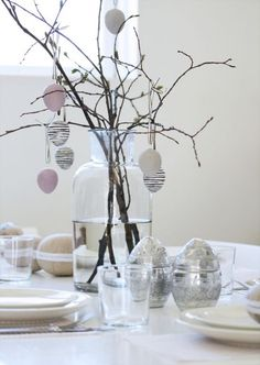 Easter In Scandinavian Style: 45 Natural Ideas