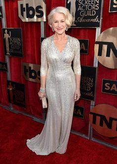 Helen Mirren is a queen, hand down