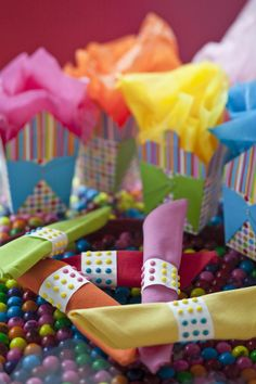 Dylan's Candy Bar birthday party