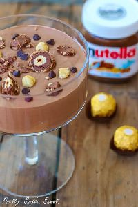 Two Ingredient Nutel…