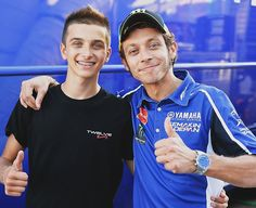 Vale and his young bro