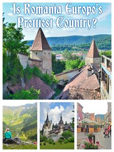 Romania's natural beauty and cultural diversity will surprise you.