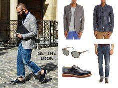 #GetTheLook Une tenue urbaine pour Homme stylé