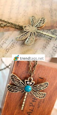 Game of Thrones - Song of Ice and Fie - Necklace - Dragonfly