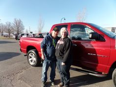 Congratulations to Michael C. and Connie L. on their purchase of a new Dodge Ram 1500! We really appreciate the opportunity to earn your business, and hope you enjoy your new Truck!