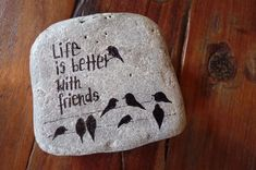 Awesome 46 Amazing Diy Rock Painting Best Ideas.