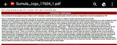 Folha do Sul - Blog do Paulão no ar desde 15/4/2012: TRÊS CORAÇÕES: SÚMULA EXTRA DO JOGO DO TRICORDIANO...