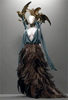 alexander mcqueen savage beauty asylum - Google Search