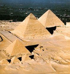 Pirâmides de Gizé - Egito