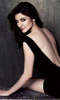 Bollywood's actress Anushka Sharma