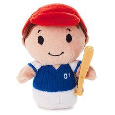 itty bittys® Baseball Boy LIMITED EDITION Stuffed Animal