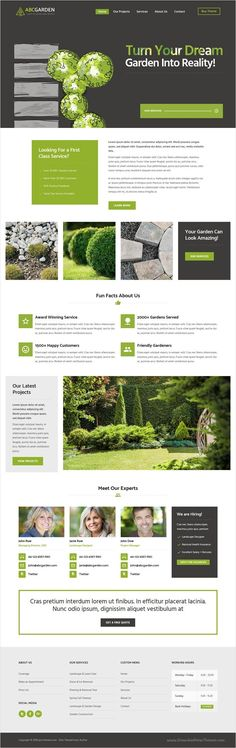 ABC Garden is beautifully design premium #WordPress theme for multipurpose #Landscape Architects & #Designers website with 10+ different homepage layouts download now➩ https://themeforest.net/item/abc-garden-gardening-shop-landscape-maintenance-pool-cleaning-repair-event-venues-service/17625803?ref=Datasata