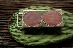 Padauk Wood inlaid in Bronze  michelletilley.com