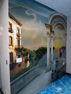 Wall, Window & Floor Graphics | Scantech