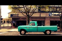 Kellen- 60's Ford or Chevy Pickup