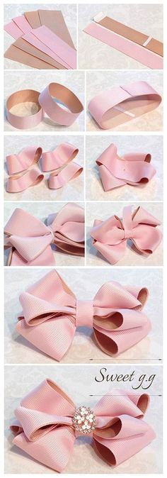#hairpin #bow