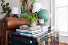 House Tour: An Art-Filled Family Home in Ontario   Apartment Therapy