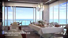 Sólo 9 unidades disponibles en el #espectacular www.MuseSunnyIsles.us/es #Miami #Propiedades
