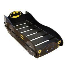 Character World Batman Batcave Single Bed   Wayfair UK