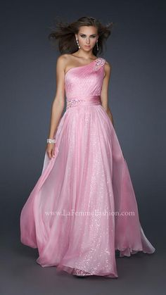 La Femme 17510 | La Femme Fashion 2013 - La Femme Prom Dresses - Dancing with the Stars