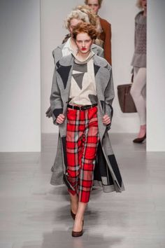 Vivienne Westwood Red Label F/W 2014