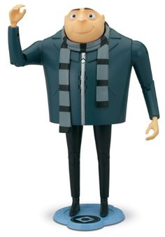 Despicable Me 2 Gru The Talking Genius (Frustration Free Packaging): Toys & Games