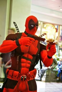 Deadpool Cast Costumes Want To Look Amazing? Follow This Advice