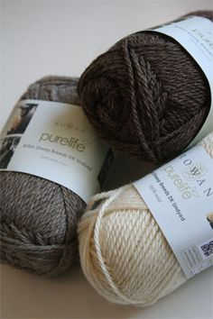 Pure Life British Sheep Breeds DK Undyed from Rowan Yarns Rowan Knitting, Rowan Yarn, Sheep Breeds, Yarns, Fiber, British, Pure Products, Crochet, Color