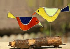 Stained Glass Ornaments, Stained Glass Birds, Stained Glass Suncatchers, Stained Glass Panels, Stained Glass Projects, Stained Glass Patterns, Fused Glass, Tiffany, Mosaic Animals