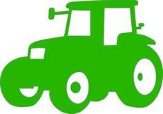 Tractor Auf strijkapplicaties.nl http://www.pinterest.com/staceysmomm/silhouettes/