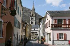 Eglise de Martigny - Switzerland