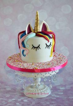 Image result for unicorn birthday cakes