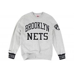 Team Celebration Crew Brooklyn Nets - Shop Mitchell   Ness NBA Fleece and  Sweatshirts 59a73bf54477