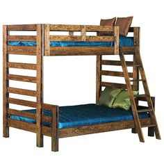 Arctic Twin over Full Bunk Bed