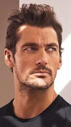 ~David James Gandy~ Headshots David Gandy, Beautiful Men Faces, Gorgeous Men, Famous Male Models, Androgynous Models, Charming Man, Model Face, Handsome Faces, Brown Hair