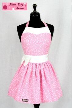 Sugar Baby Aprons - Party Girl Polka Dot