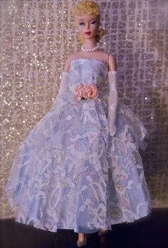 Vintage Barbie - No. 4 Ponytail Barbie - Blonde