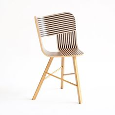 Tria is a chair by @cole.italian_design_label that recalls the impossible forms of Dutch graphic artist and engraver Maurits Escher defining itself in a game of twists and elusive leak. The corolla-shaped shell composed of three equal elements assembled together lends itself to accommodate a sequence of colors chasing each other.  #archiproducts