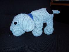 #63 Haakpatroon Hond by Renske (Dutch Language )   Crochet Toy Patterns