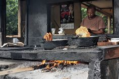 Loiza.... Known for their alcapurrias and bacalaitos yes they are delicious