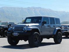 eBay: Jeep: Wrangler RUBICON JEEP WRANGLER RUBICON UNLIMITED 4X4 HARDTOP 4 DOOR CUSTOM LIFT WHEELS… #jeep #jeeplife usdeals.rssdata.net
