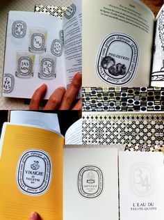 diptyque logos Branding, Packaging, Concept, Logos, Fig Tree, Brand Management, Logo, Wrapping, Identity Branding