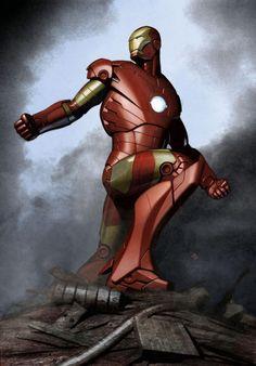The Motherlode of Iron Man 1 Concept Art by Phil Saunders, Ryan Meinerding, and my favorite comic artist Adi Granov.