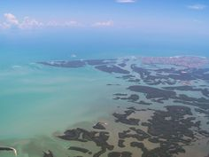Beautiful shot of Marco Island and the 10,000 Island National Park. #Florida