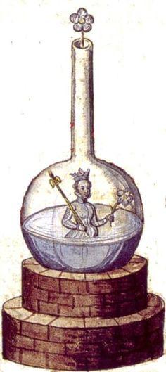 Alchemy: Rosarium Philosophorum - Jaroš Griemiller- 1578