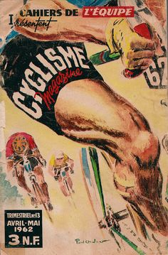 Cyclisme Magazine (French) 1962 by stonejf, via Flickr